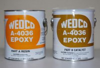 One Gallon Epoxy Set